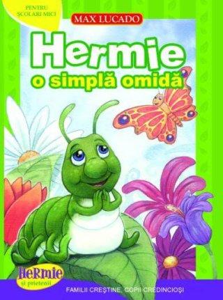 Hermie – o simplă omidă