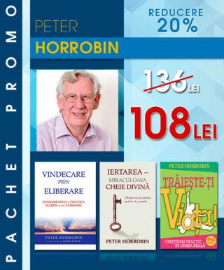 """Pachetul """"Peter Horrobin"""""""
